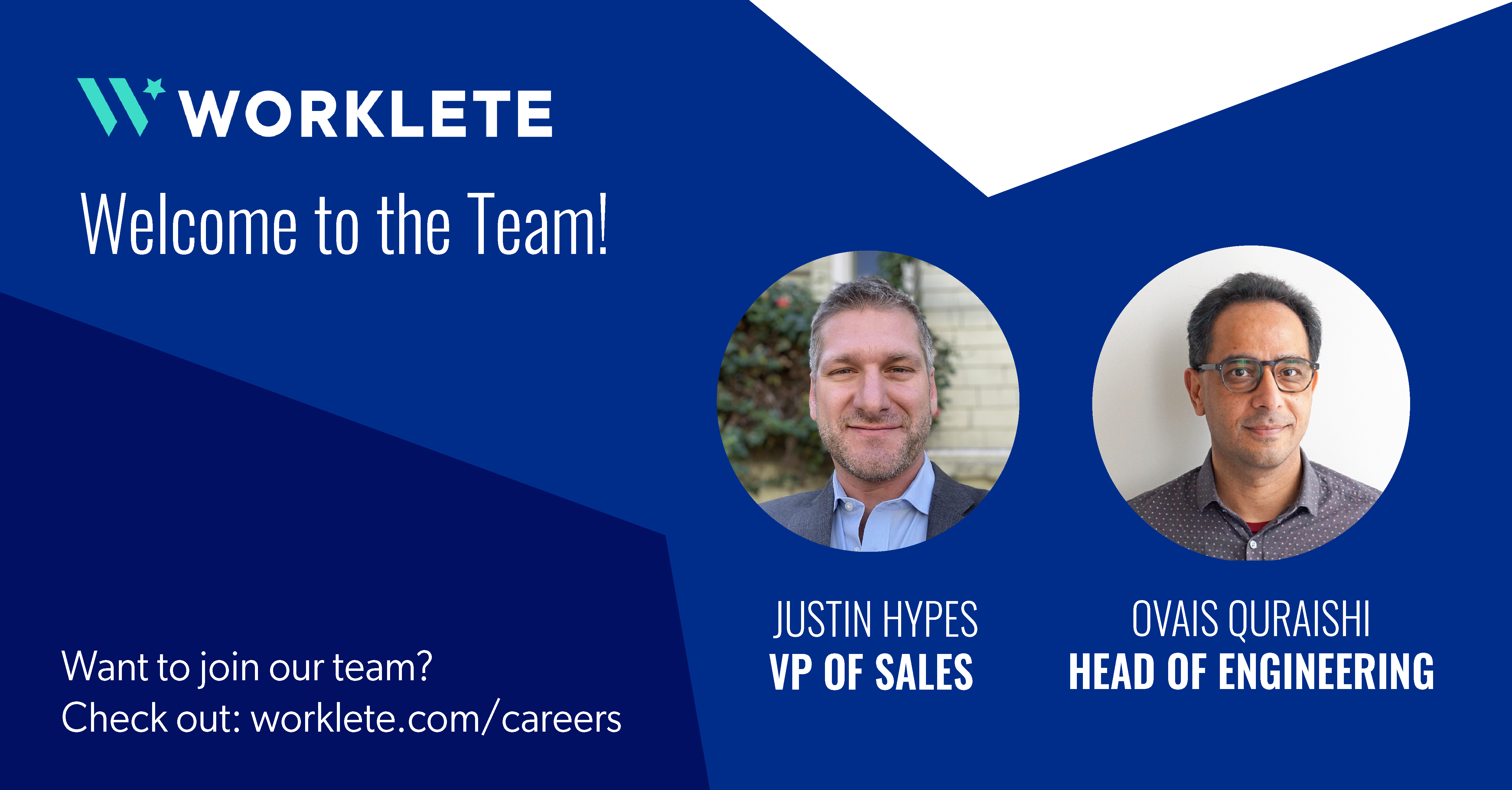 Get to Know the New Faces at Worklete